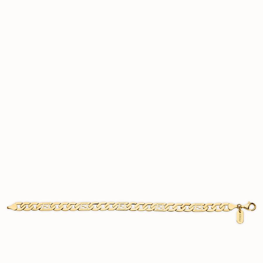 FENDI BRACELET - Gold-colour bracelet - view 1 detail
