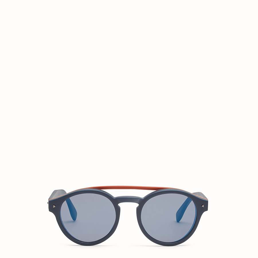 FENDI I SEE YOU - Blue sunglasses - view 1 detail