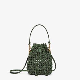FENDI MON TRESOR - Jacquard fabric interlace mini-bag - view 1 thumbnail