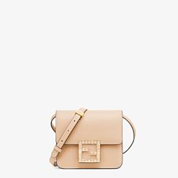 FENDI FENDI FAB - Pink leather bag - view 1 thumbnail