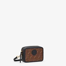 FENDI MINI CAMERA CASE - Multicolour canvas bag - view 2 thumbnail