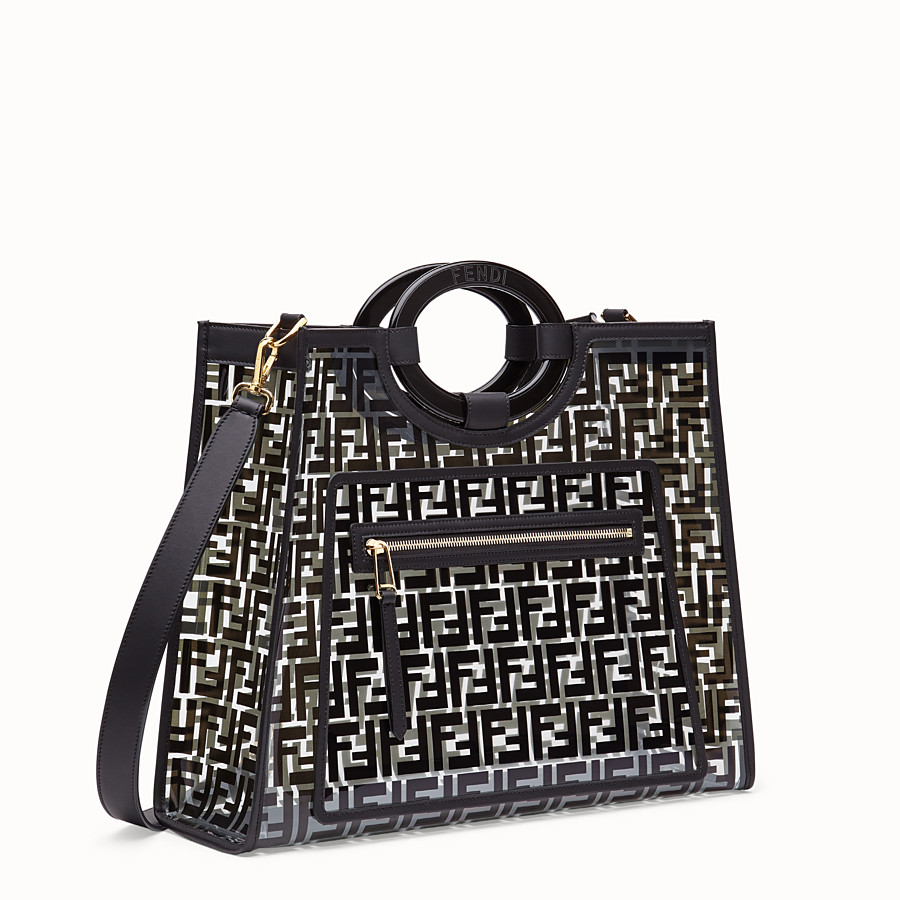 FENDI RUNAWAY SHOPPER - PU shopper - view 2 detail