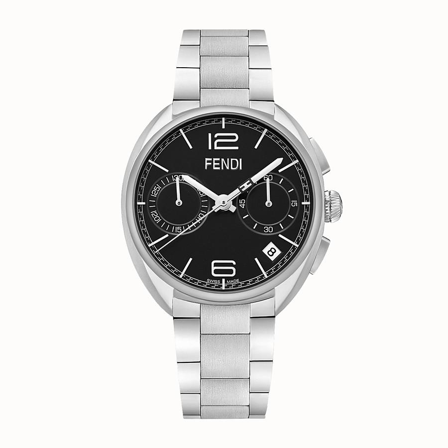 FENDI MOMENTO FENDI - 40 mm - Montre chronographe avec bracelet en acier inoxydable - view 1 detail