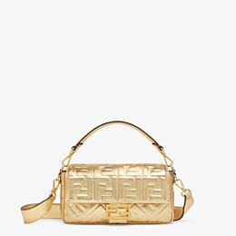 FENDI BAGUETTE - Golden leather bag - view 1 thumbnail