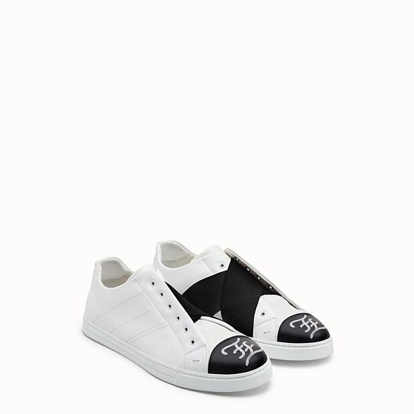 197ff8ee Men's Designer Shoes | Fendi