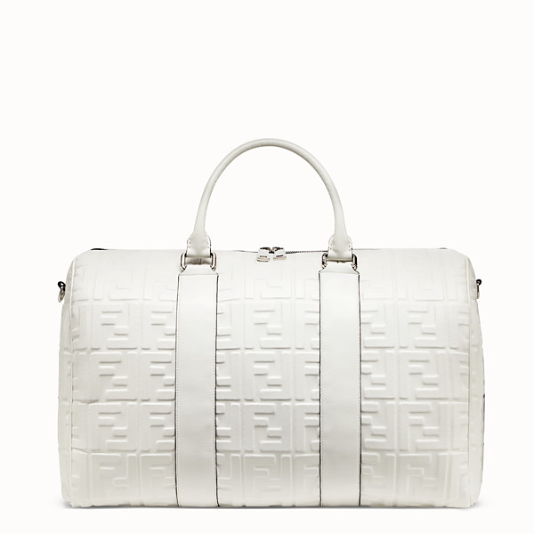 FENDI SATCHEL - Fendi Prints On nappa leather holdall - view 1 small thumbnail