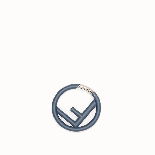 FENDI KEY RING - Blue ASB key ring - view 1 small thumbnail