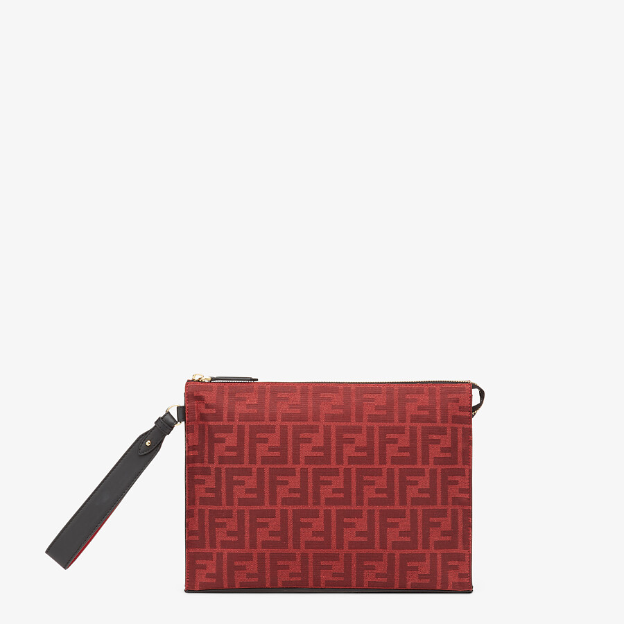 FENDI FLAT POUCH - Pouch from the Lunar New Year Limited Capsule Collection - view 1 detail