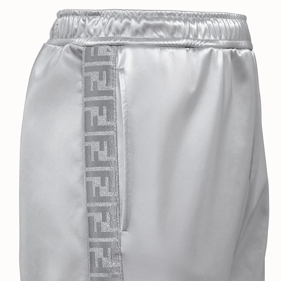 FENDI PANTS - Fendi Prints On pants in jersey - view 3 detail