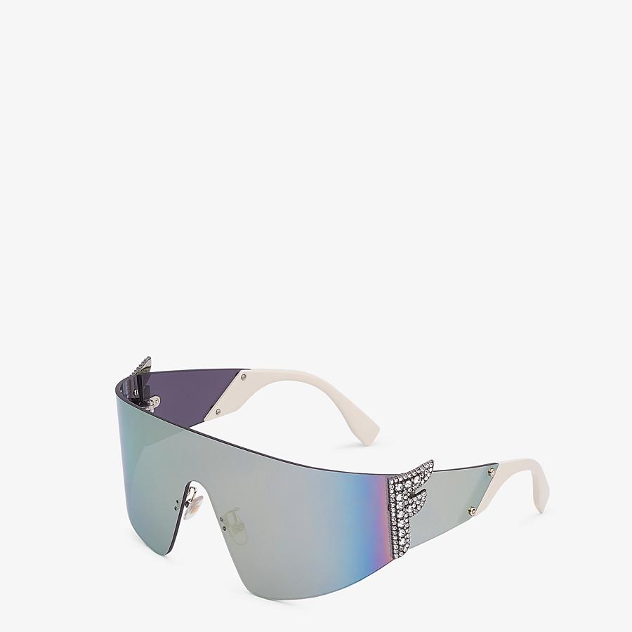 FENDI FREEDOM - Occhiali da sole grigi - vista 2 dettaglio