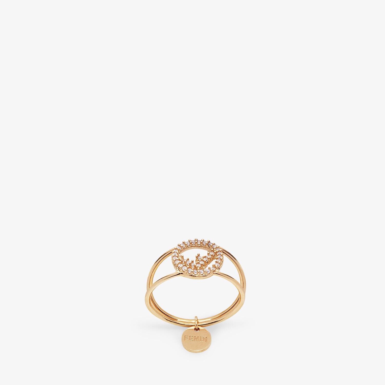 FENDI F IS FENDI RING - Ring Goldfarben - view 1 detail
