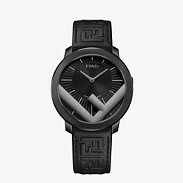 FENDI RUN AWAY - 41 mm - Watch with F is Fendi logo - view 1 thumbnail