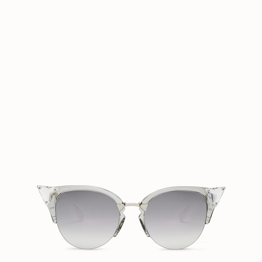 FENDI IRIDIA - Palladium sunglasses - view 1 detail