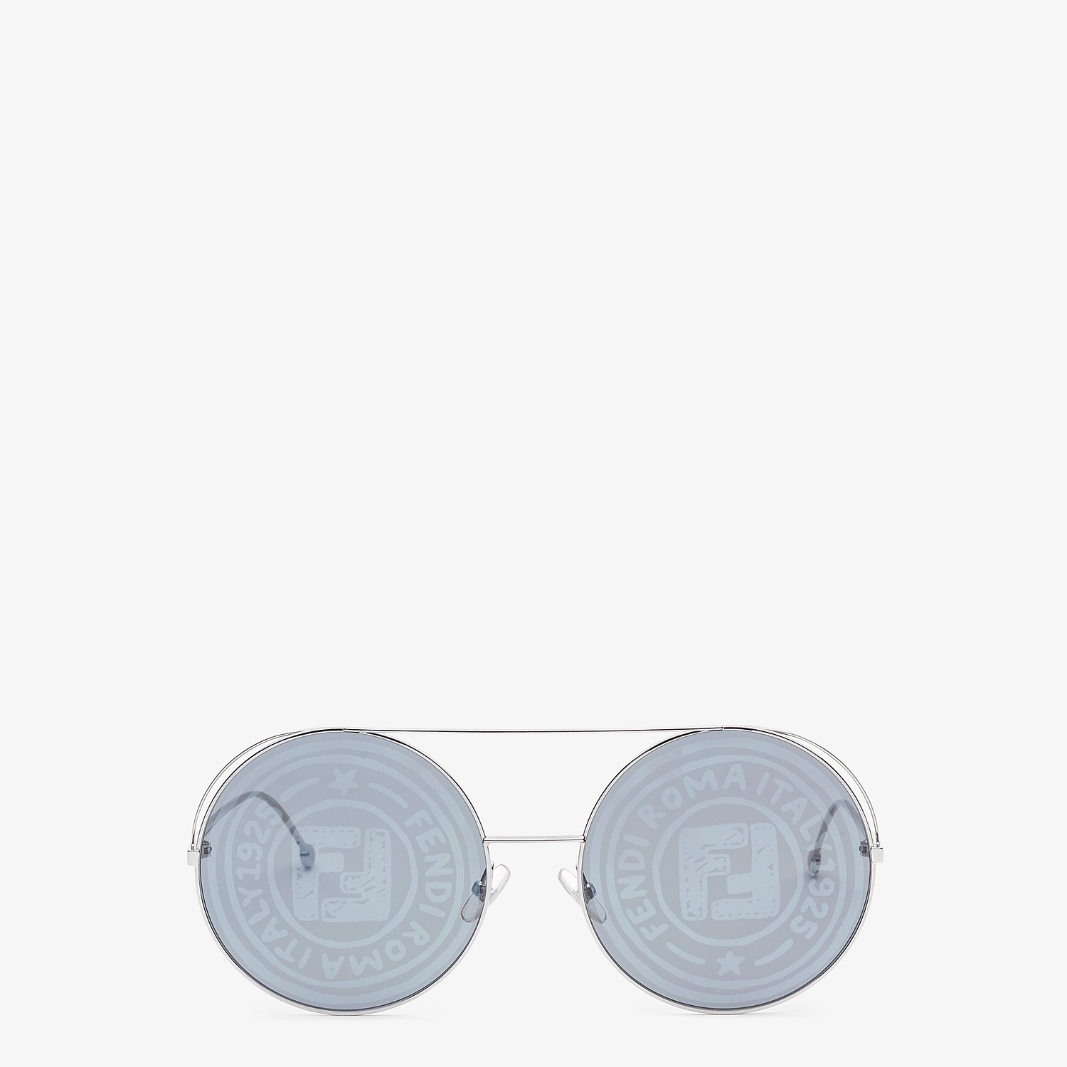 FENDI RUN AWAY - Gafas de sol color paladio - view 1 detail