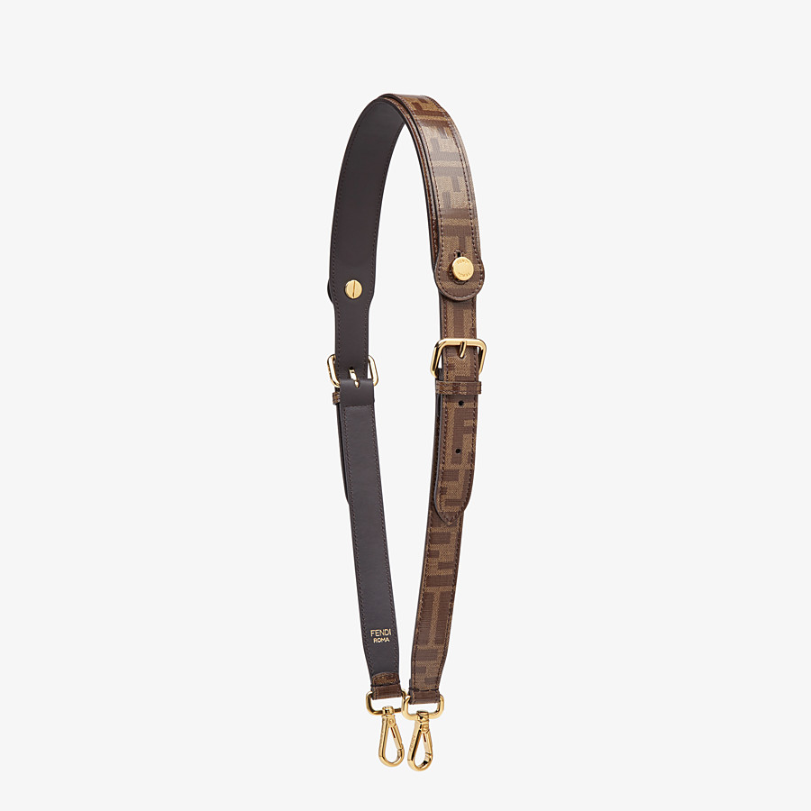 FENDI STRAP YOU - Fabric shoulder strap - view 2 detail