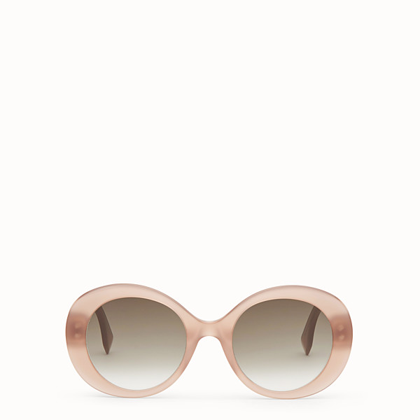 FENDI PEEKABOO - Brown sunglasses - view 1 small thumbnail