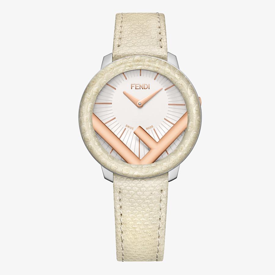 FENDI RUN AWAY - 36mm - Orologio logo F is Fendi - vista 1 dettaglio
