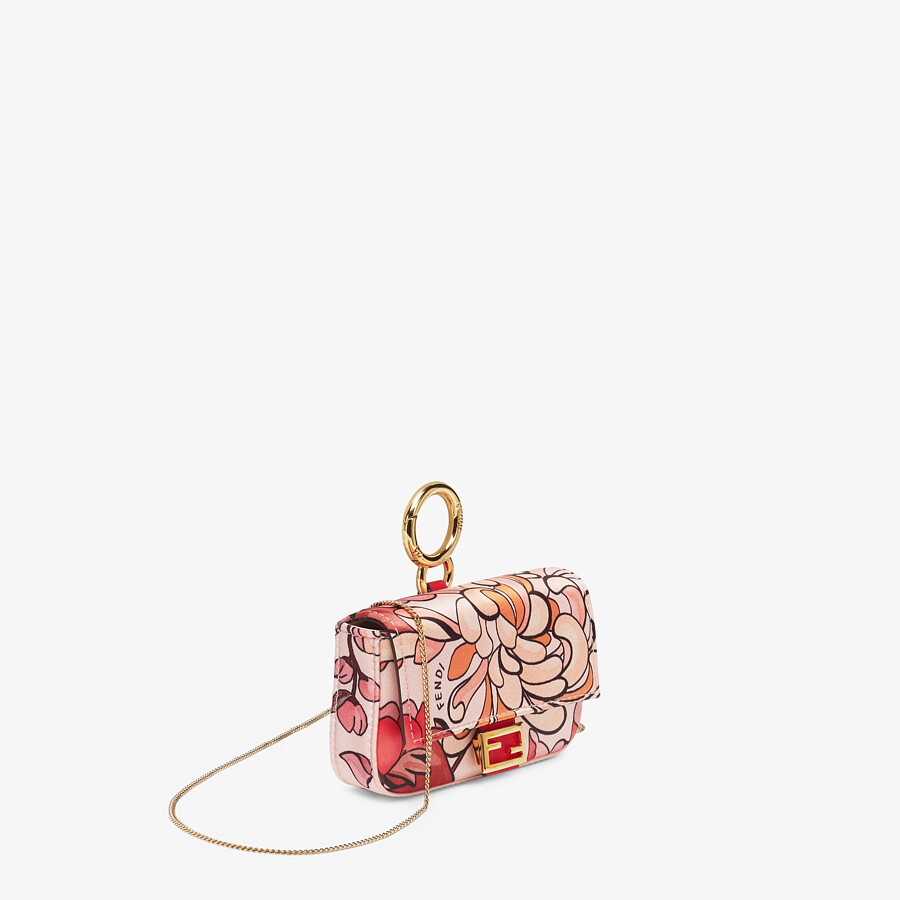 FENDI NANO BAGUETTE CHARM - Charm from the Lunar New Year Limited Capsule Collection - view 2 detail
