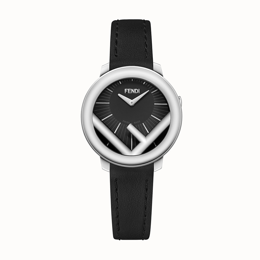 FENDI RUNAWAY - 28 mm - Watch with F is Fendi logo - view 1 detail