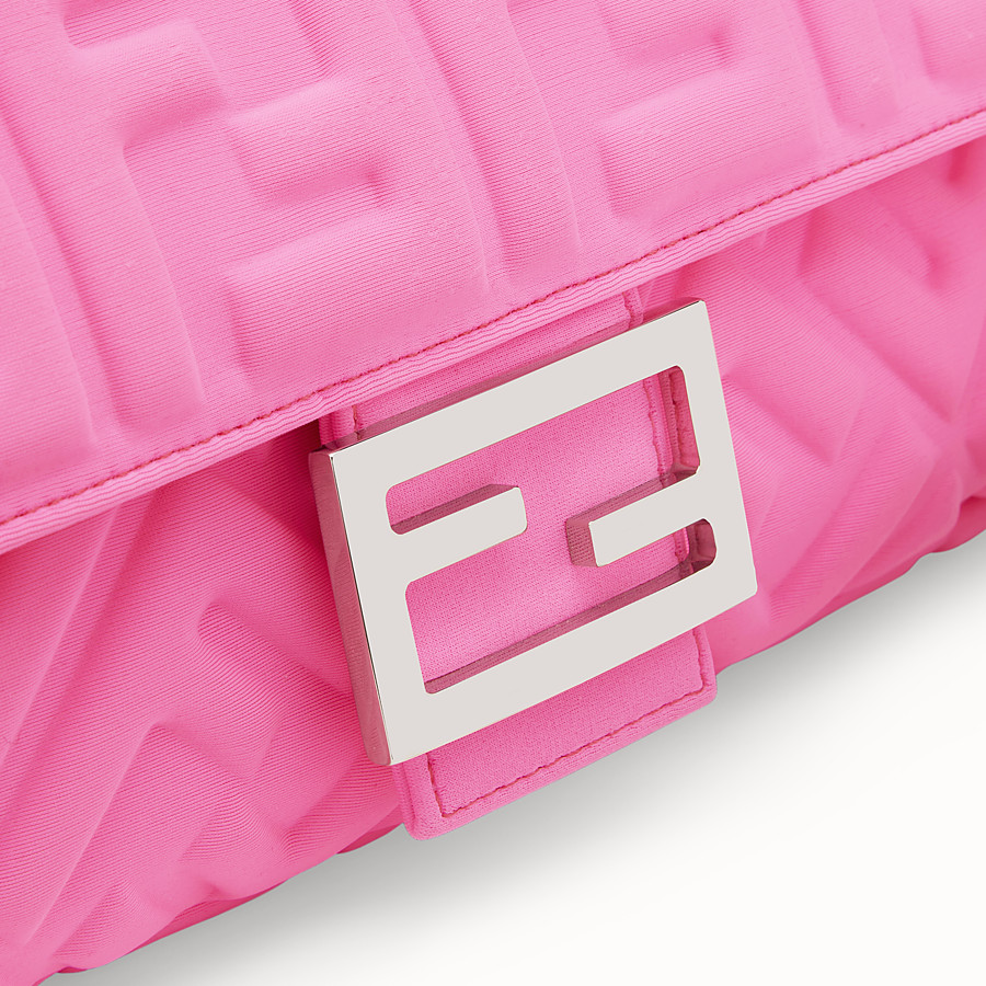 FENDI BAGUETTE - Fendi Prints On Lycra® bag - view 5 detail