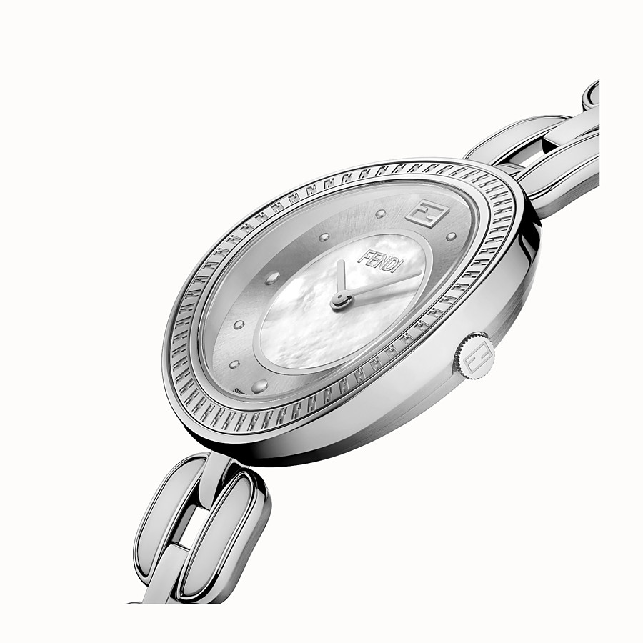 FENDI FENDI MY WAY - 36 mm - Uhr mit Fell-Glamy - view 3 detail