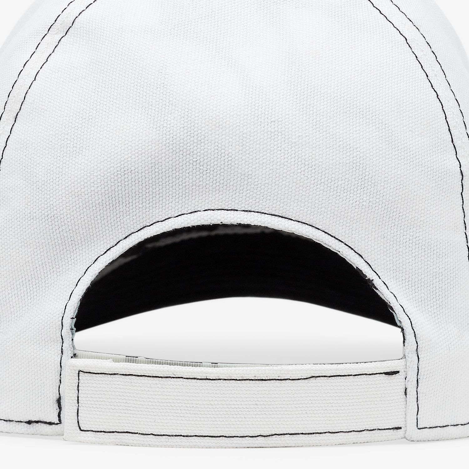 FENDI HAT - Fendi Roma Joshua Vides canvas baseball cap - view 2 detail