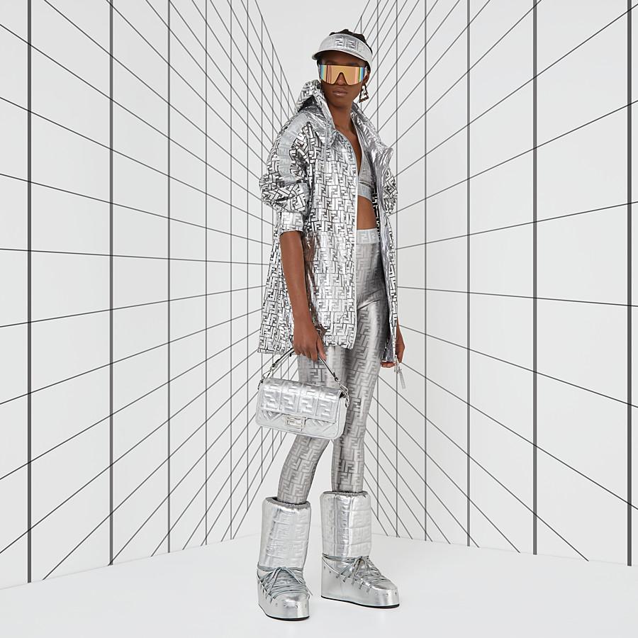 FENDI VISOR - Fendi Prints On leather visor - view 3 detail
