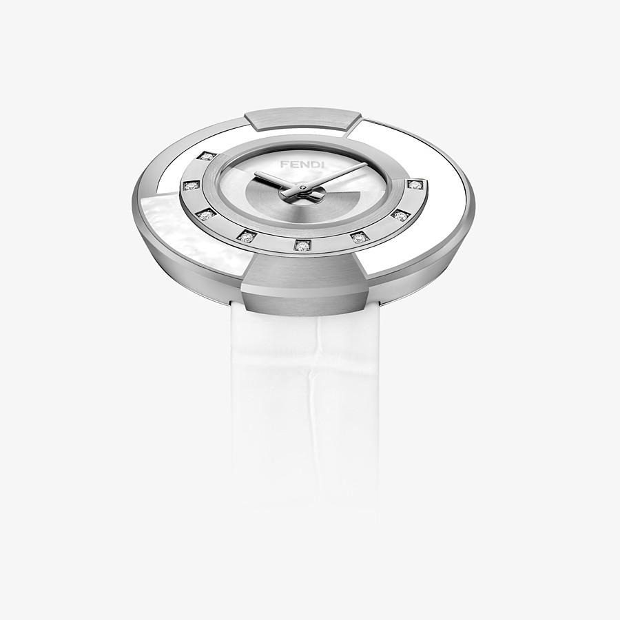 FENDI POLICROMIA - 38 mm - Watch with diamonds and mother-of-pearl - view 3 detail