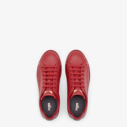 FENDI SNEAKERS - Low-tops from the Chinese New Year Limited Capsule Collection - view 4 thumbnail