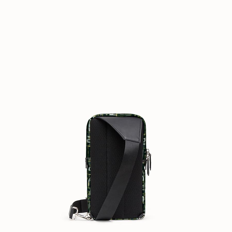 FENDI ベルトバッグ - マルチカラーナイロン ワンショルダーバックパック - view 3 detail