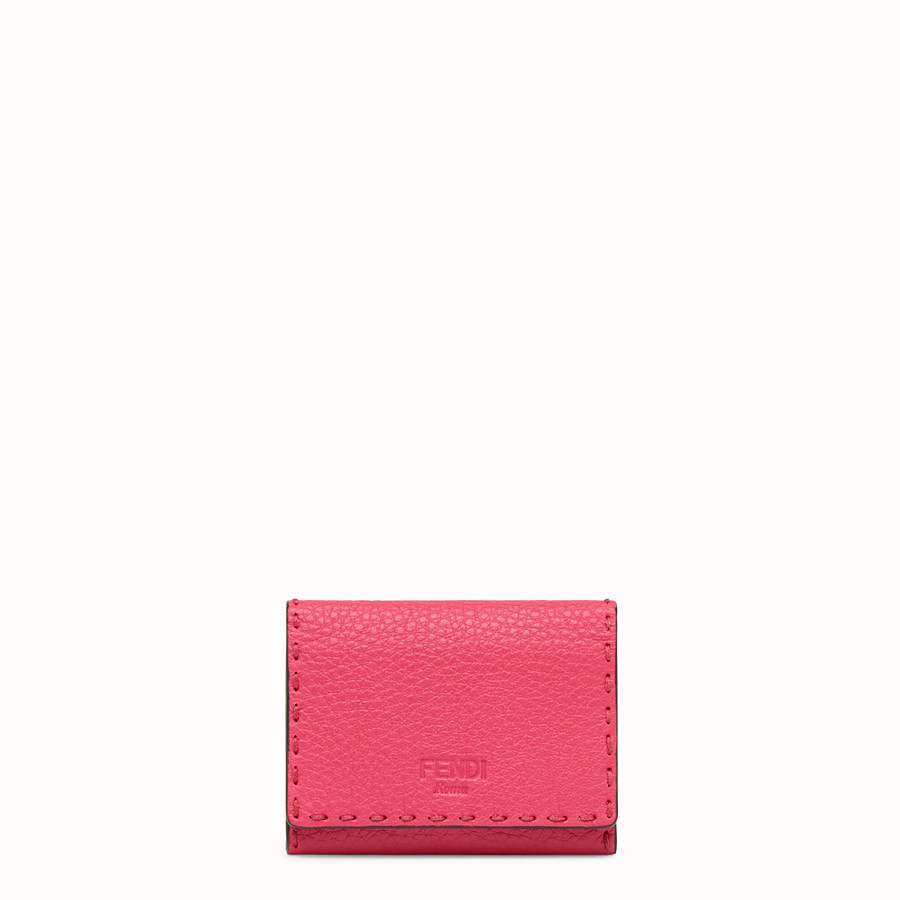 FENDI CARD HOLDER - Fendi Roma Amor business card holder - view 1 detail