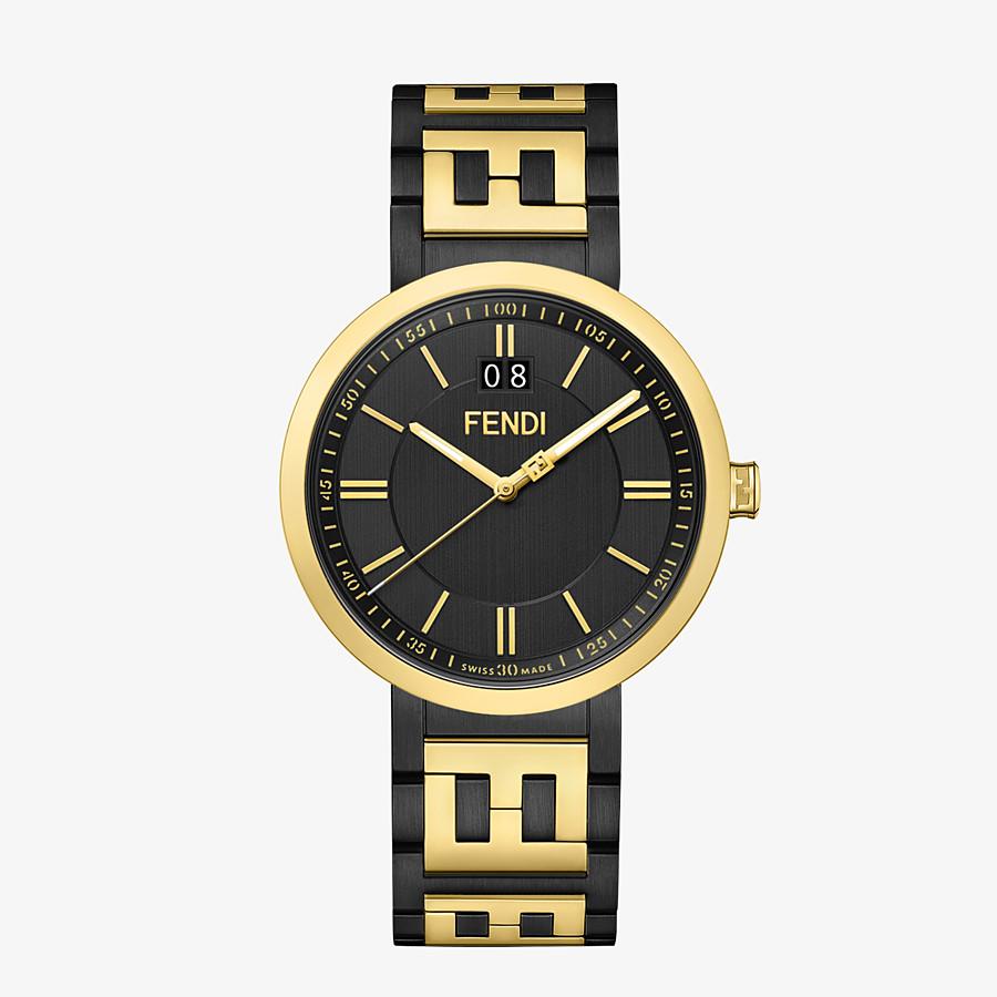 FENDI FOREVER FENDI - 39 MM - Watch with FF logo bracelet - view 1 detail