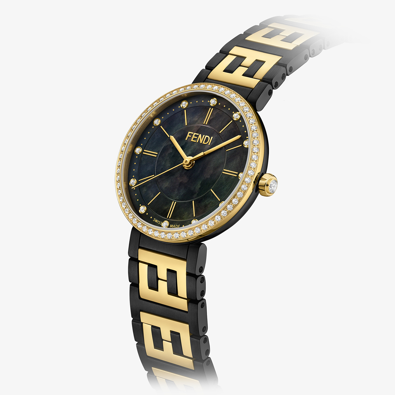 FENDI FOREVER FENDI - 29 mm - Uhr mit Armband mit FF-Logo - view 3 detail