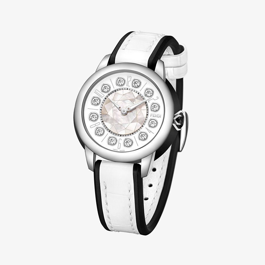 FENDI FENDI ISHINE - 33 mm - Watch with rotating precious stones - view 2 detail