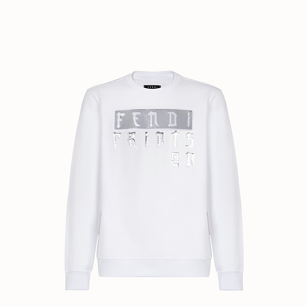 FENDI SWEAT-SHIRT - Sweat-shirt Fendi Prints On en jersey - view 1 small thumbnail
