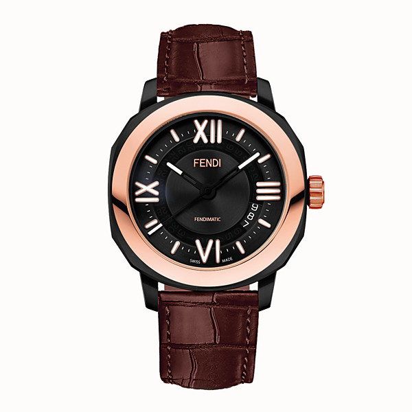 FENDI SELLERIA - 42 mm - Automatic watch with interchangeable straps - view 1 small thumbnail