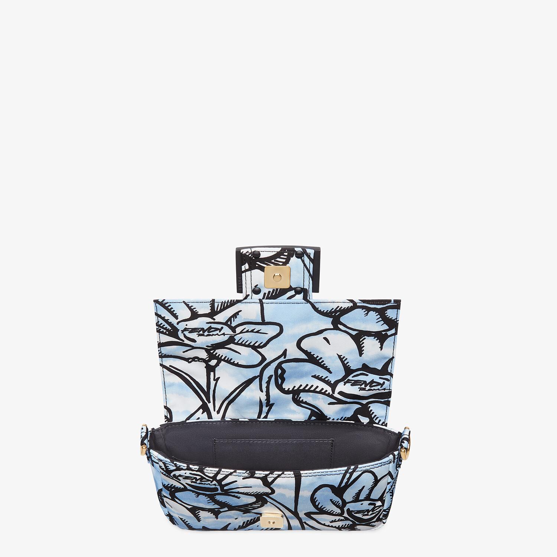 FENDI BAGUETTE - Fendi Roma Joshua Vides nylon bag - view 4 detail