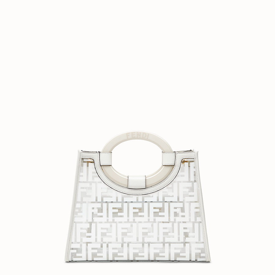 FENDI RUNAWAY SHOPPING - Shopper aus PU - view 3 detail