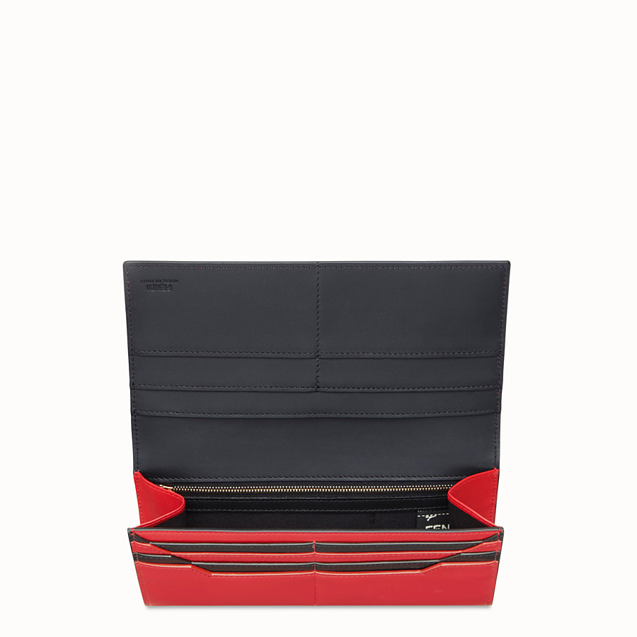 FENDI CONTINENTAL - Wallet from the Chinese New Year Limited Capsule Collection - view 3 detail