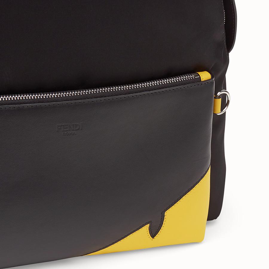 FENDI RUCKSACK - Rucksack aus Nylon in Schwarz - view 4 detail