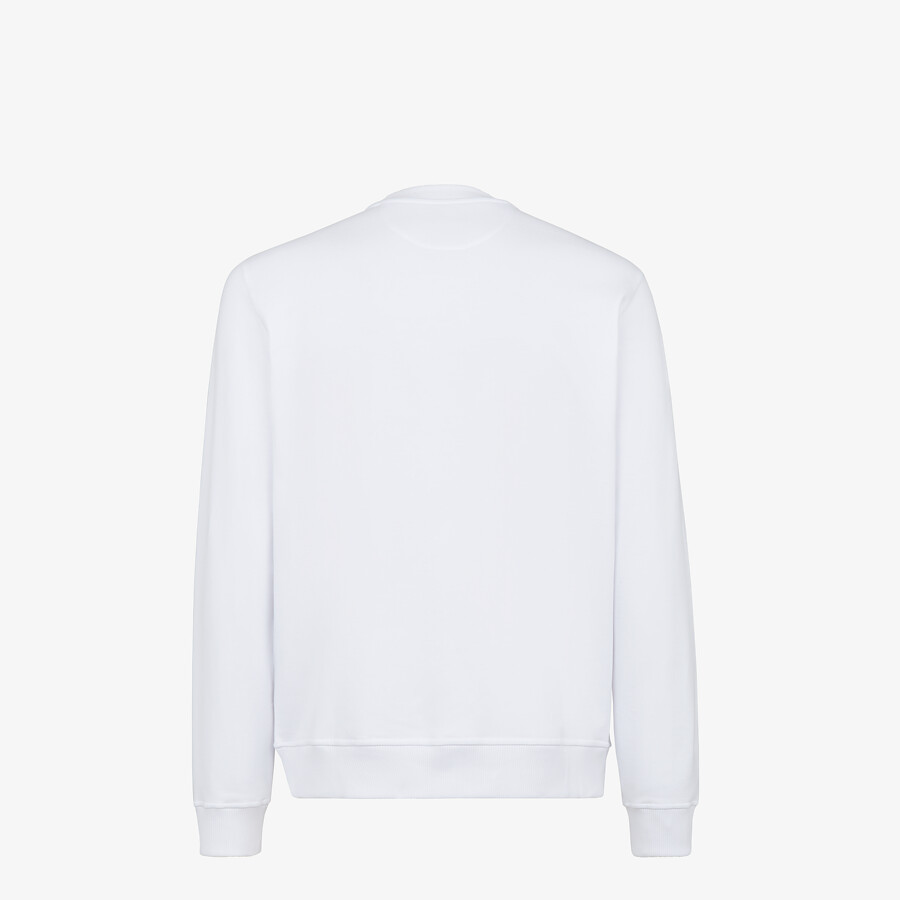 FENDI SWEATSHIRT - Fendi X Anrealage cotton sweatshirt - view 2 detail