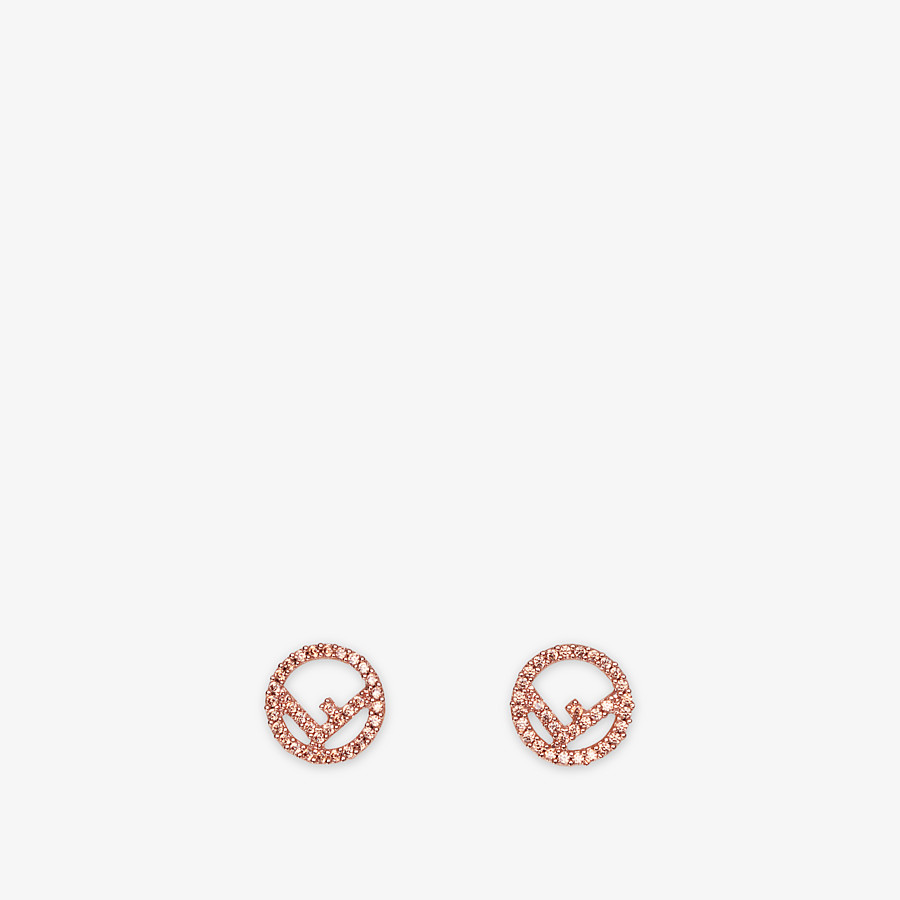 FENDI F IS FENDI EARRINGS - Earrings from the Chinese New Year Limited Capsule Collection - view 1 detail