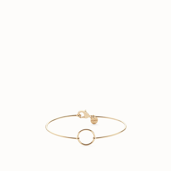 FENDI ABCHIC BRACELET - Gold-color bracelet - view 1 small thumbnail