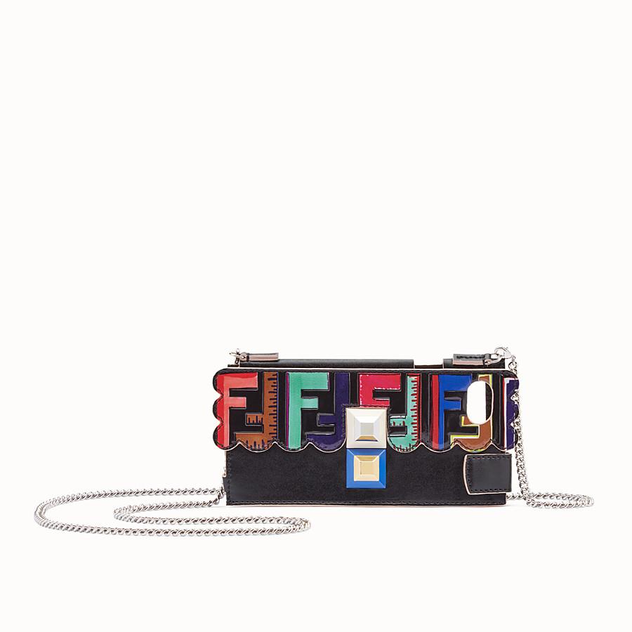 FENDI iPHONE 7 CASE - Multicolour case - view 1 detail