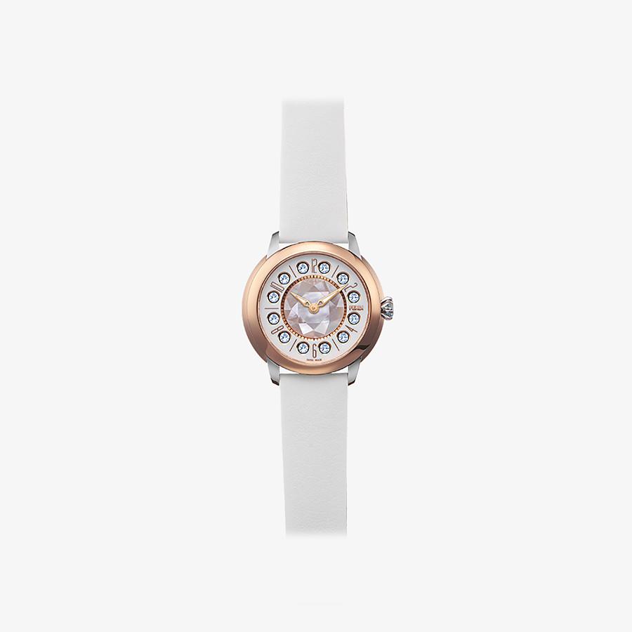 FENDI FENDI ISHINE - Watch with rotating precious stones - view 1 detail
