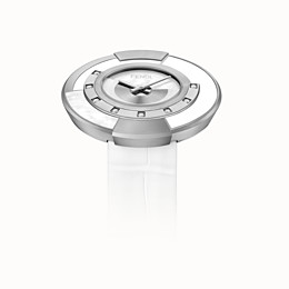FENDI POLICROMIA - 38 mm - Watch with diamonds and mother-of-pearl - view 3 thumbnail