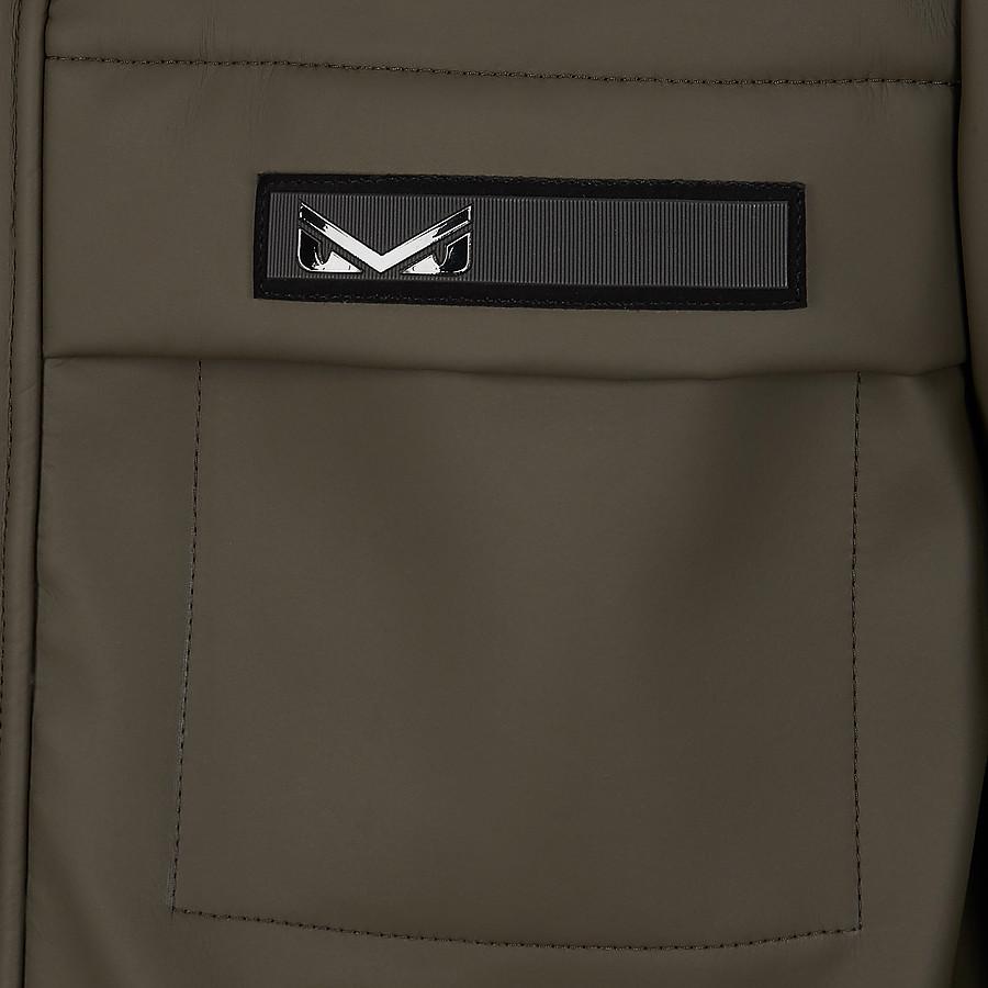 FENDI 連帽外套 - 綠色尼龍連帽外套 - view 3 detail