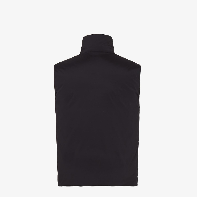 FENDI VEST - Fendi X Anrealage nylon vest - view 2 detail