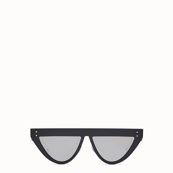 FENDI DEFENDER - Black sunglasses - view 1 small thumbnail