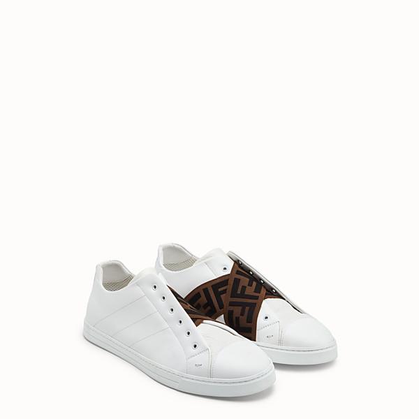 2542a02818 Sneakers e Scarpe da Uomo di Design | Fendi